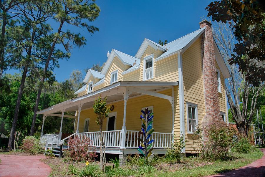 John Overstreet House
