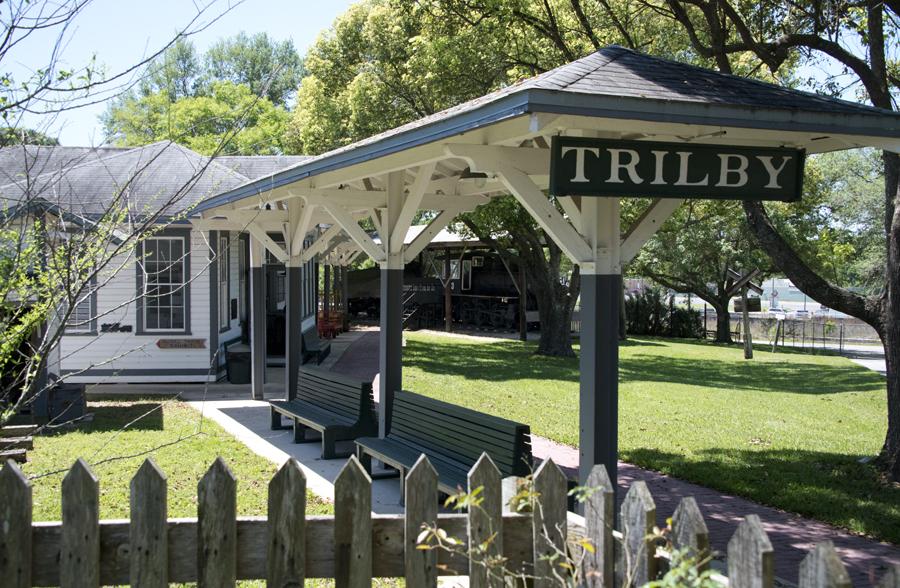 Trilby Train Station