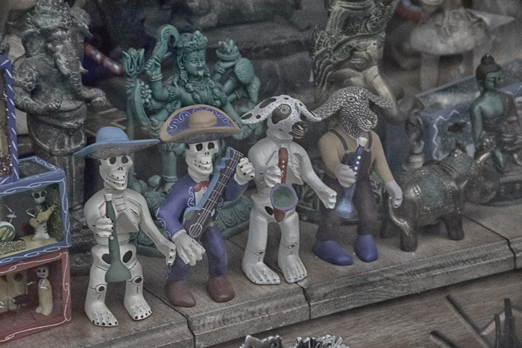 day of the dead musicians