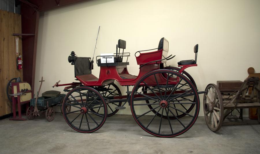 Phaeton Carriage