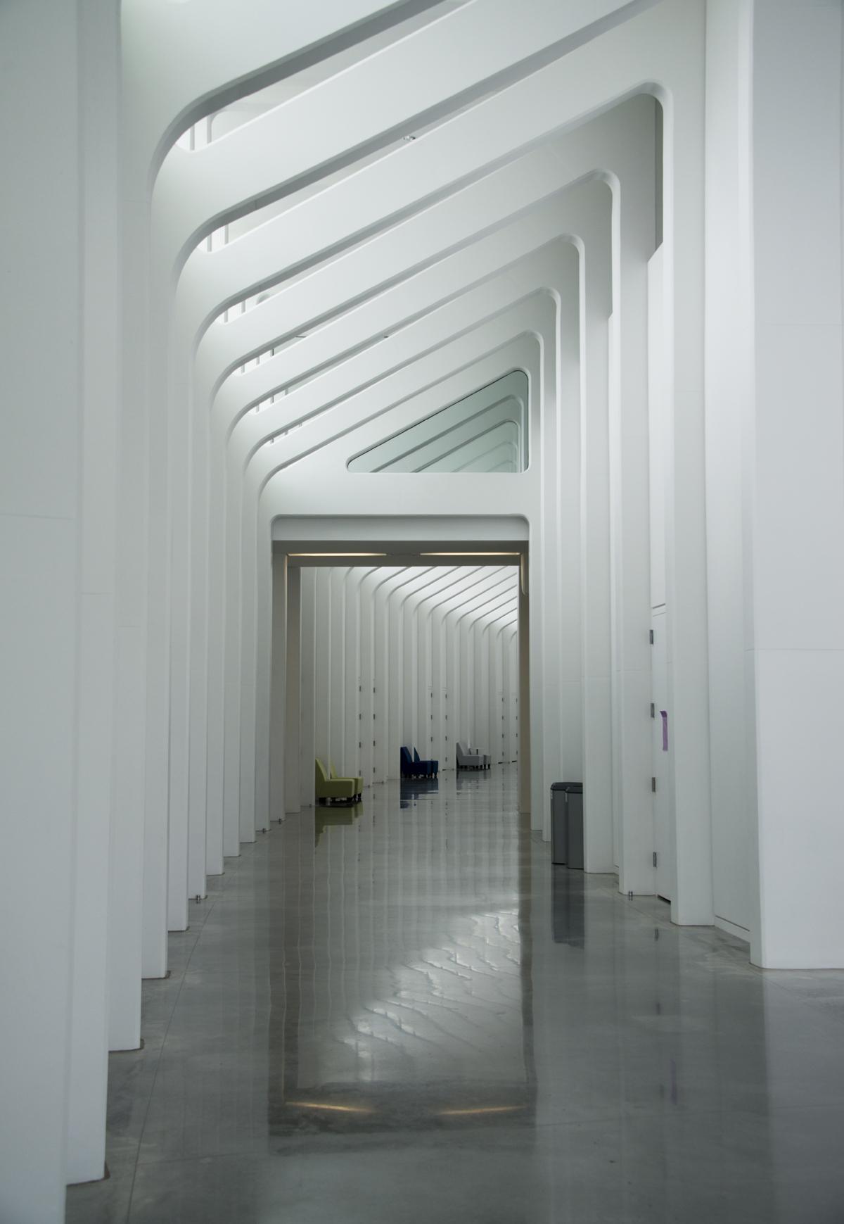 calatrava corridor