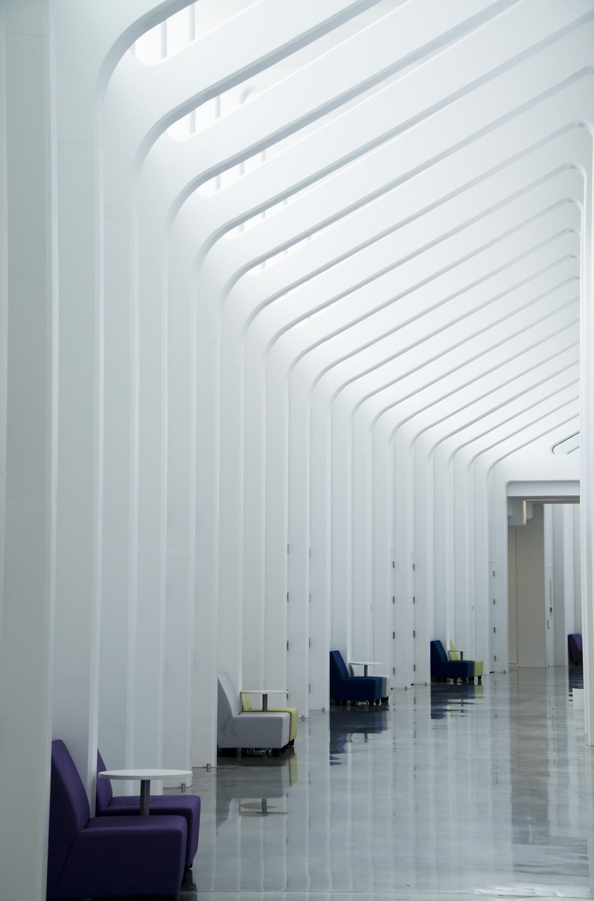 hallway calatrava ist