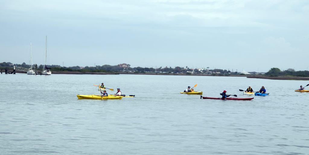 kayak club florida
