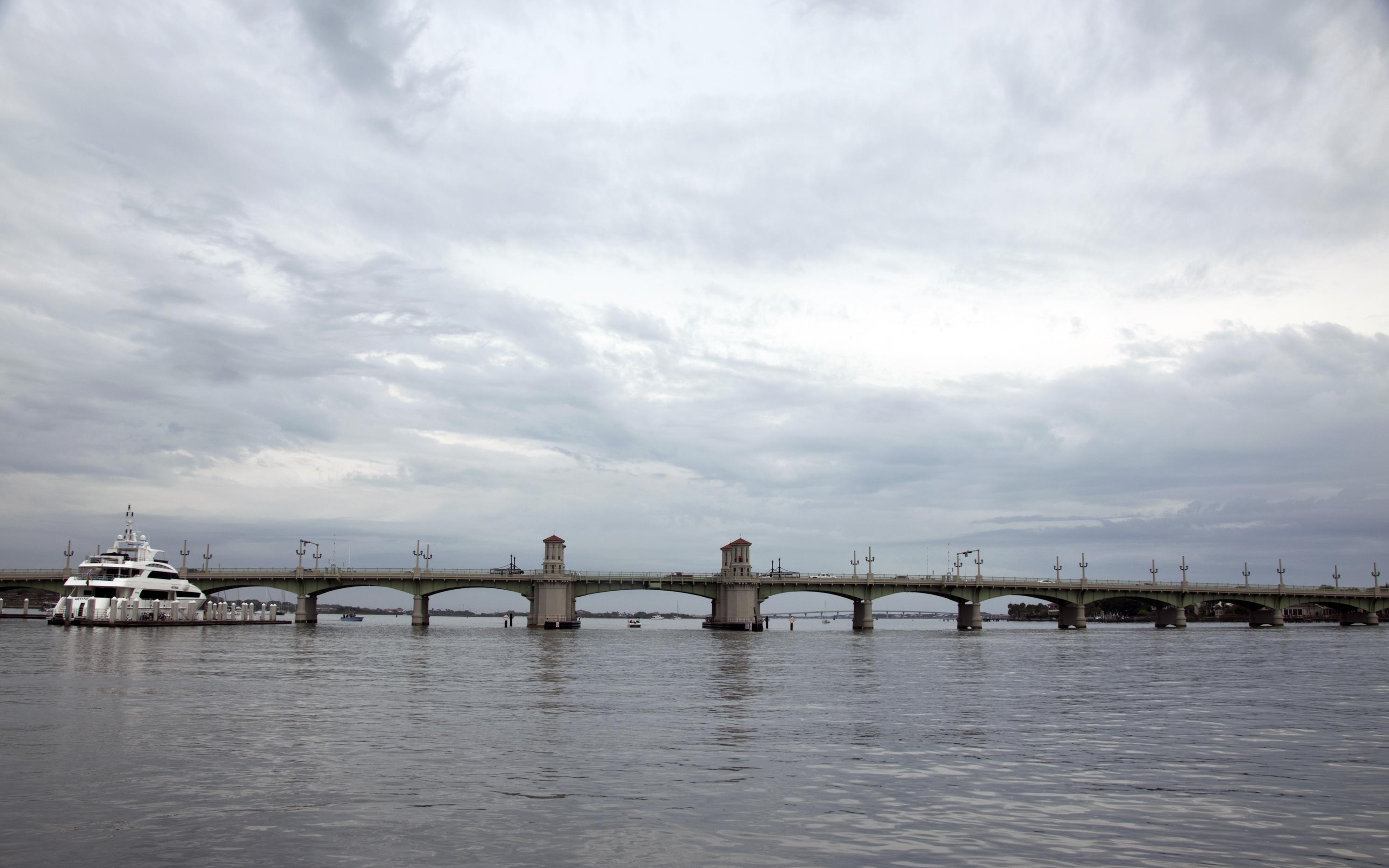 st. augustine yacht lions bridge