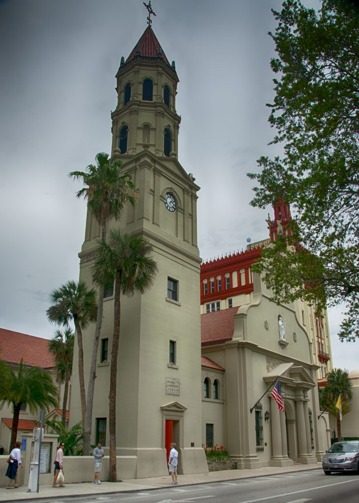 cathedral basilica st augustine