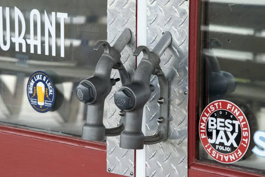 gas st augustine door handles