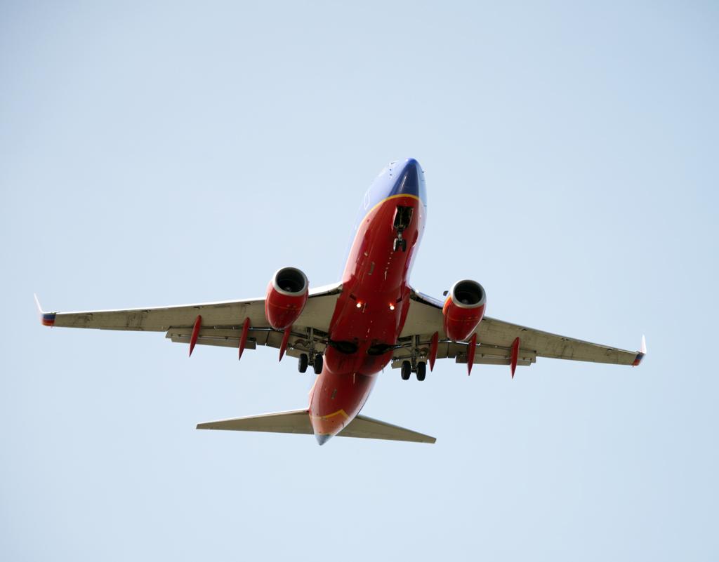 southwest-airplane