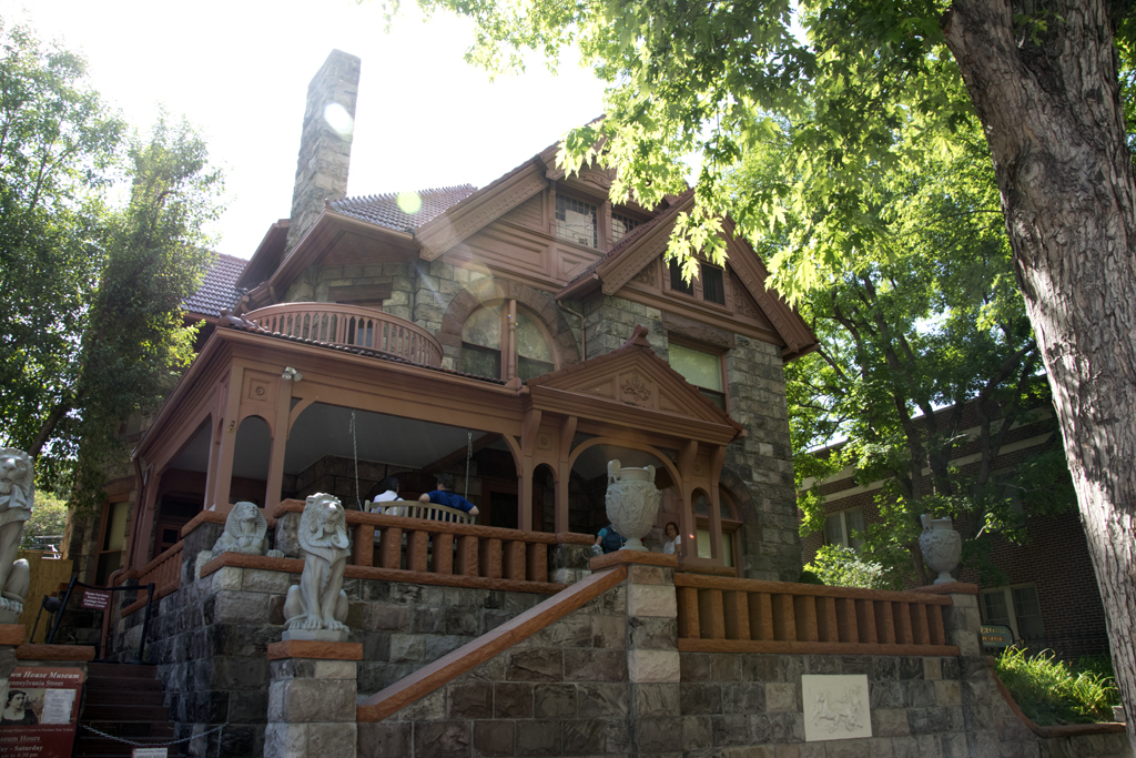 Unsinkable Molly Brown House Museum in Denver, CO