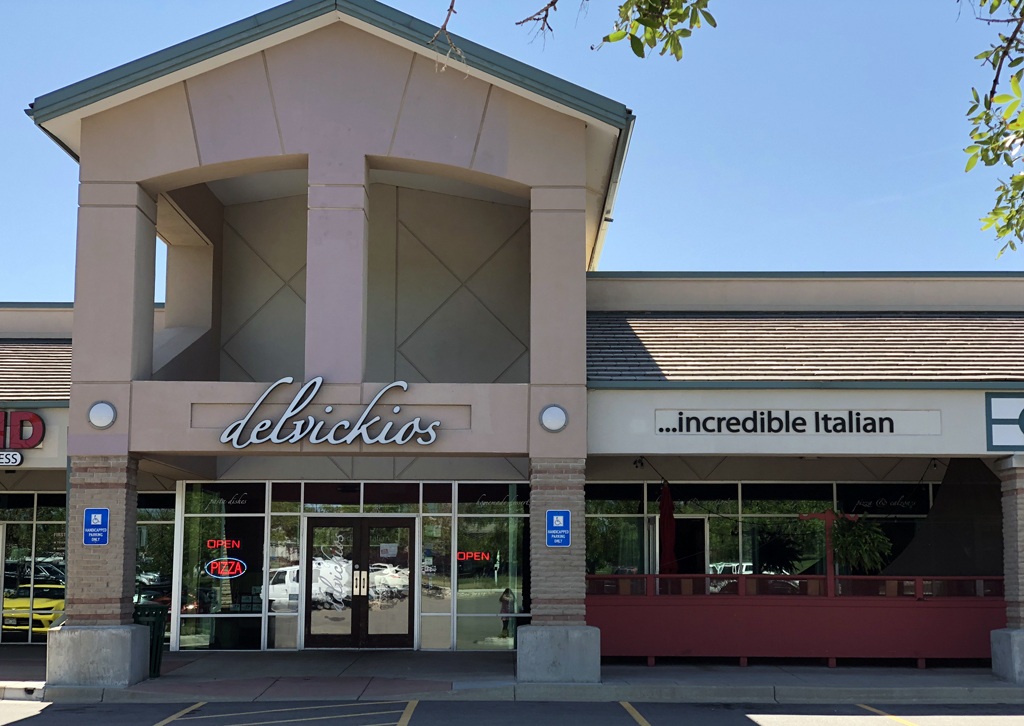 Delvickio's Italian Restaurant in Broomfield, Colorado