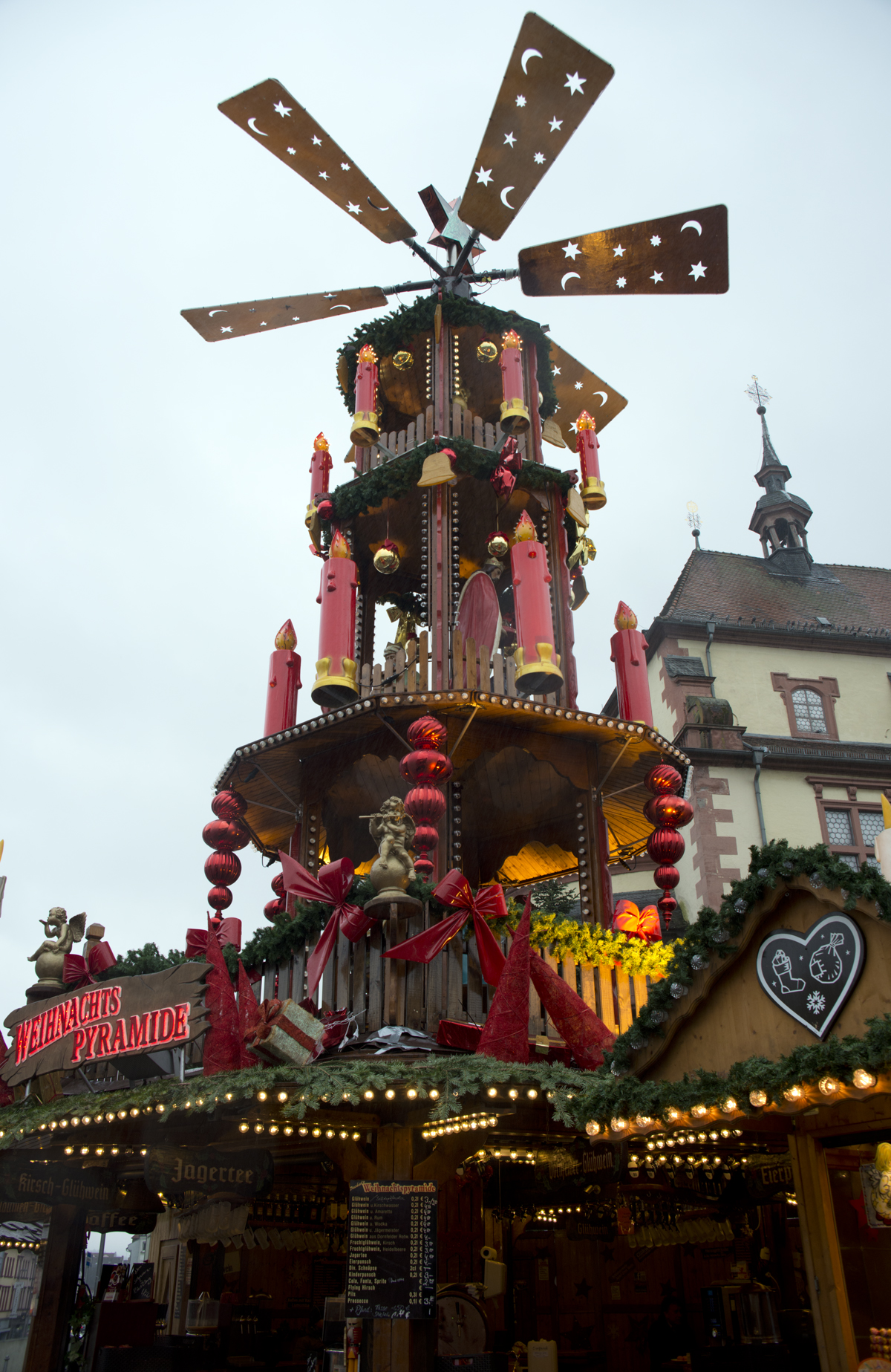 Aschaffenburg Germany Christmas Market   A Travel for Taste