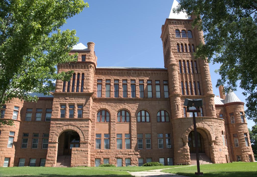 Westminster University Building, Denver, Colorado