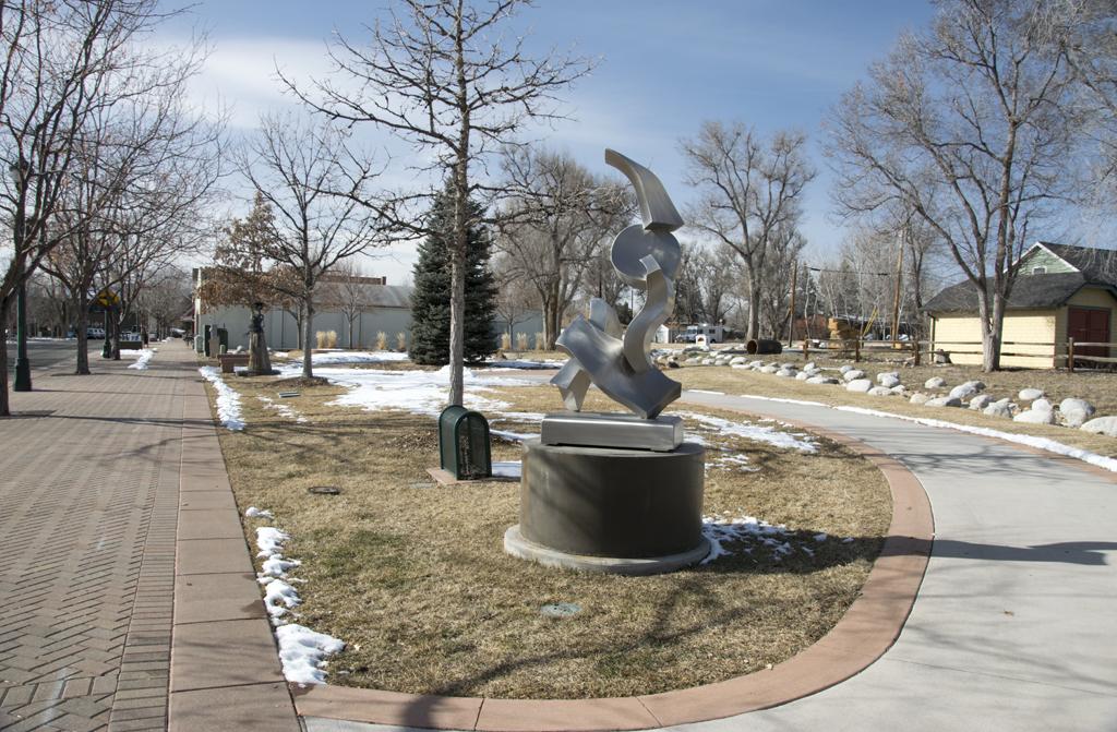 Westminster, Colorado, Historic Arts District near Denver