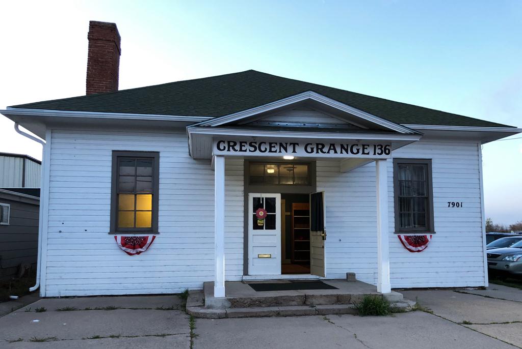 Broomfield Crescent Grange 136 Hall in Colorado