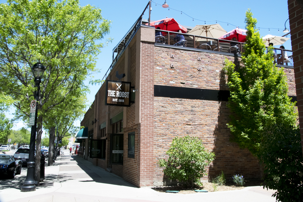 The Roost Restaurant in Longmont, Colorado