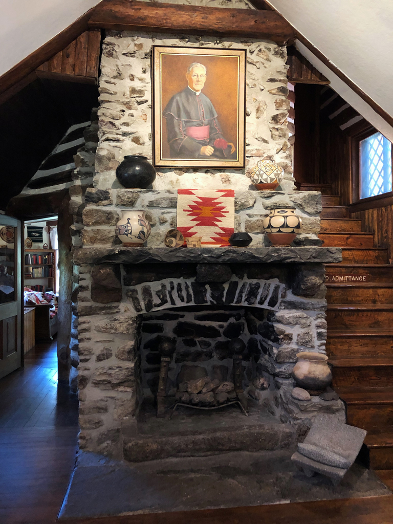 Hiwan Homestead Museum in Evergreen, Colorado, near Denver