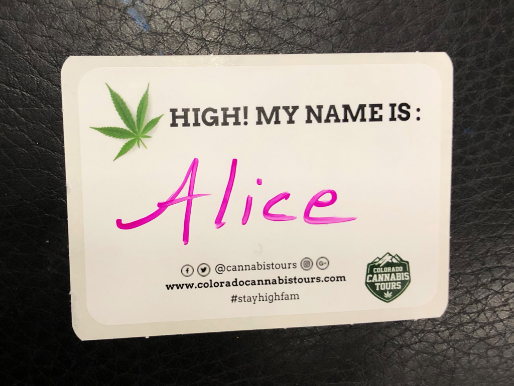 Colorado Cannabis Tours and Puff Pass and Paint, Denver